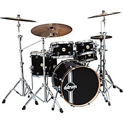 ddrum Paladin Maple 5-Piece Shell Pack (PMP 522 PBLK)