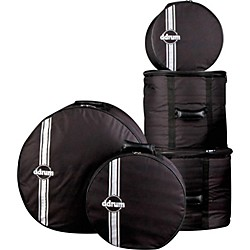 ddrum Punx Series Drum Bag Set (DDBAGPUNXBLK)