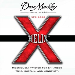 dean markley 2615 Helix HD Bass Guitar Strings (2615)