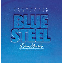 dean markley 2672 Blue Steel Cryogenic Light Bass Strings (2672)