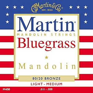 Martin-M450-80-20-Bronze-Bluegrass-Acoustic-Mandolin-Strings-Standard