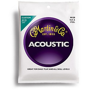 Martin-M130-Folk-Guitar-Silk-and-Steel-Compound-Wound-Acoustic-Strings-Standard