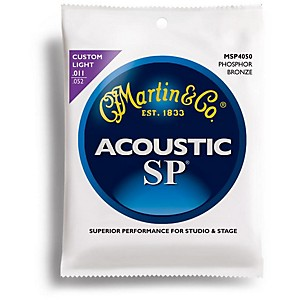Martin-MSP4050-SP-Phosphor-Bronze-Custom-Light-Acoustic-Guitar-Strings-Standard