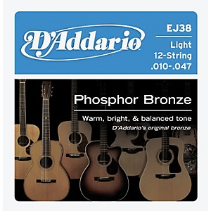 D-Addario-EJ38-12-String-Phosphor-Bronze-Light-Acoustic-Guitar-Strings-Standard