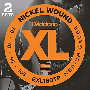 D-Addario-EXL160TP-Twin-Pack-Bass-Guitar-Strings-Standard
