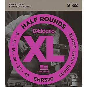 D-Addario-EHR320-Half-Round-Super-Light-Electric-Guitar-Strings-Standard