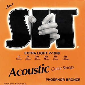 SIT-Strings-P-1048-Phosphor-Extra-Light-Acoustic-Guitar-Strings-Standard