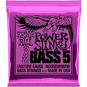 Ernie-Ball-2821-Power-Slinky-5-String-Bass-Strings-Standard