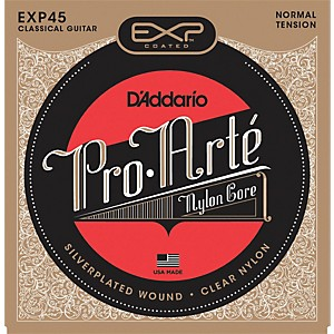 D-Addario-EXP45-Coated-Nylon-Guitar-Strings-Normal-Tension-Standard