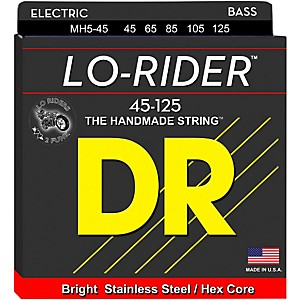 DR-Strings-Lo-Rider-MH5-45-Medium-Stainless-Steel-5-String-Bass-Strings--125-Low-B-Standard