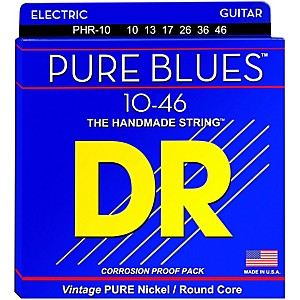 DR-Strings-PHR10-Pure-Blues-Nickel-Medium-Electric-Guitar-Strings-Standard