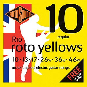 Rotosound-Roto-Yellows-Electric-Guitar-Strings-Standard