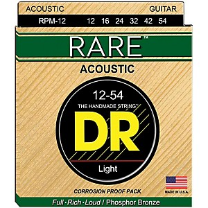 DR-Strings-RPM-12-RARE-Phosphor-Bronze-Acoustic-Guitar-Strings-Standard