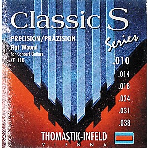 Thomastik-KF110-S-Series-Classical-Light-Flat-Wound-Standard