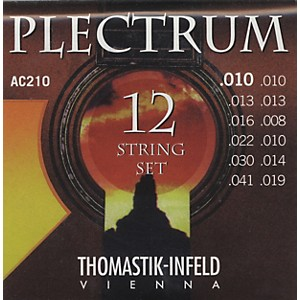 Thomastik-AC210-Plectrum-Bronze-Extra-Light-Acoustic-12-String-Guitar-Strings-Standard