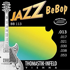 Thomastik-BB113-Medium-Light-Jazz-BeBop-Guitar-Strings-Standard