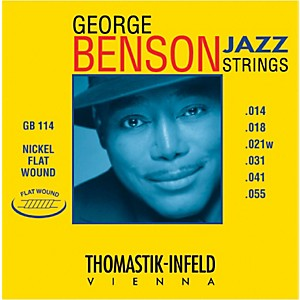 Thomastik-GB114-George-Benson-Custom-Heavy-Flatwound-Jazz-Guitar-Strings-Standard