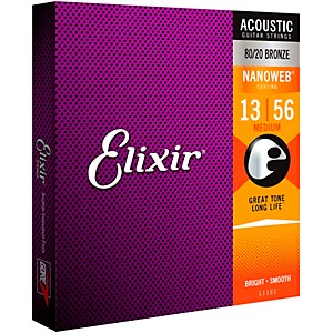 Elixir-Medium-Nanoweb-Acoustic-Guitar-Strings-Standard