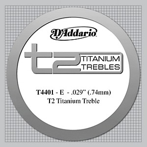 D-Addario-T4401-T2-Titanium-X-Hard-Single-Classical-Guitar-String-Standard