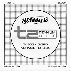 D-Addario-T4503-T2-Titanium-Normal-Single-Guitar-String-Standard