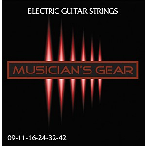 Musician-s-Gear-Electric-9-Nickel-Plated-Steel-Guitar-Strings-Standard