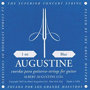 Albert-Augustine-Blue-Label-Classical-Guitar-Strings-Standard