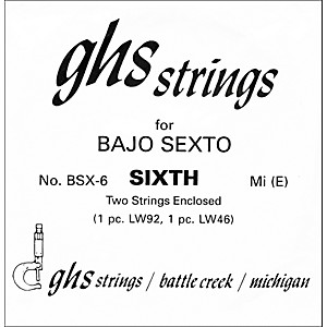 GHS-BSX6-Bajo-Sexto-Single-Guitar-String-Standard
