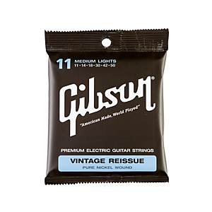 Gibson-VR11-Vintage-Reissue-Pure-Nickel-Electric-Guitar-Strings-Standard
