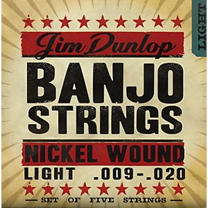Dunlop-5-String-Banjo-Light-Nickel-String-Set-Standard