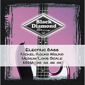 Black-Diamond-Medium-Nickel-Roundwound-Long-Scale-Bass-Strings-Standard