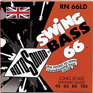Rotosound-RN-66LD-Nickel-Swing-Bass-Strings-Standard