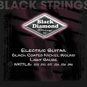 Black-Diamond-Light-Gauge-Black-Coated-Nickel-Electric-Guitar-Strings-Standard
