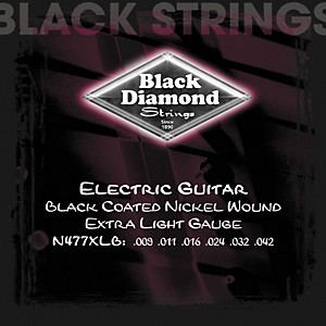Black-Diamond-Black-Coated-Nickel-Electric-Guitar-Strings-Standard