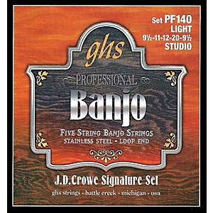 GHS-J--D--Crowe-Studio-Signature-5-String-Banjo-Strings-Light-Standard