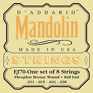 D-Addario-EJ70-Phosphor-Bronze-Ball-End-Mandolin-Strings-Standard