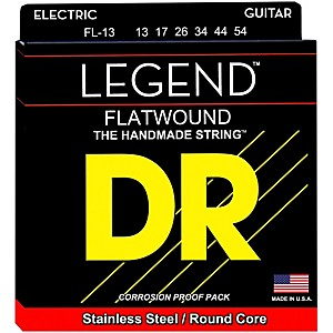 DR-Strings-Legend-Medium-Flatwound-Electric-Guitar-Strings-Standard