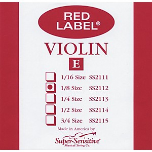 Super-Sensitive-Red-Label-Violin-E-String-1-8