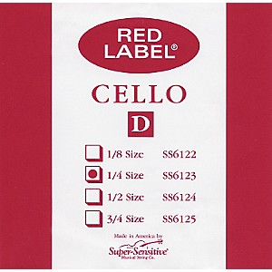 Super-Sensitive-Red-Label-Cello-D-String-1-4