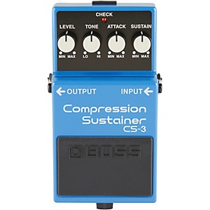 Boss-CS-3-Compression-Sustainer-Pedal-Standard