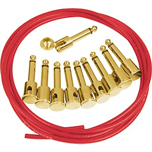 George-L-s-Vintage-Red-Effects-Cable-Kit-Standard