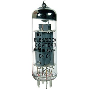 Sovtek-EL84-Matched-Power-Tubes-Medium-Quartet