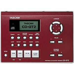 Tascam-CD-GT2-Portable-CD-Guitar-Trainer-Standard