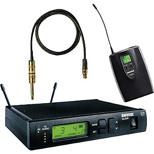 Shure-ULXS14-Wireless-Instrument-System-Standard