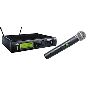 Shure-ULXS24-58-SM58-Handheld-Wireless-System-Channel-M1-Standard