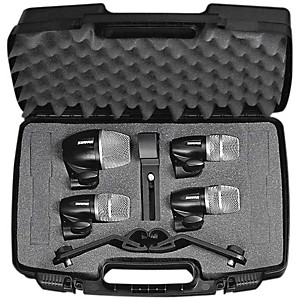 Shure-PG-4-Piece-Drum-Microphone-Package-Standard