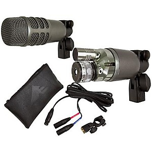 Audio-Technica-AE2500-Dual-Element-Kick-Drum-Microphone-Standard