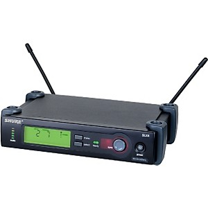 Shure-SLX4-Wireless-Diversity-Receiver-L4