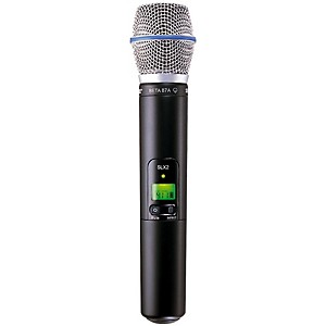 Shure-SLX2-BETA87A-Wireless-Handheld-Transmitter-Microphone-L4
