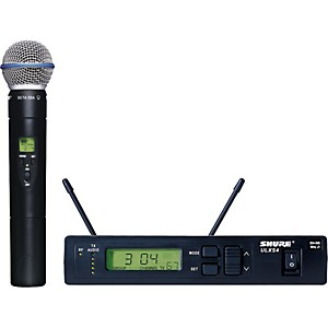 Shure-ULXS24-BETA58-Handheld-Wireless-Microphone-System-J1