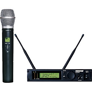 Shure-ULXP24-SM86-Handheld-Wireless-Microphone-System-M1